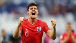 Maguire glänzte gegen Schweden als Torschütze
