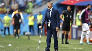 Óscar Tabárez bleibt weiterhin Nationaltrainer Uruguays