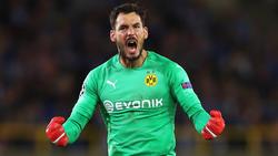 Roman Bürki gehört aktuell zu den Leistungsträgern des BVB