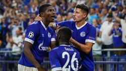 Die Schalker wollen auch in der Königsklasse jubeln