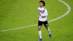 Leroy Sané steht inzwischen wieder im DFB-Aufgebot