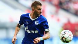 Guido Burgstaller ist gegen den SC Freiburg wohl wieder eine Option