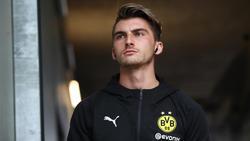 Maximilian Philipp ist beim BVB nur noch Ergänzungsspieler