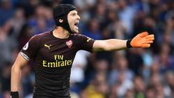 Petr Cech beendet im Sommer seine Karriere