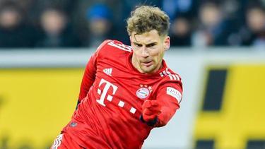 Leon Goretzka zählt sich beim FC Bayern München schon zum Stammpersonal