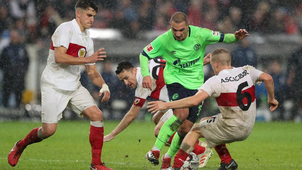 Ahmed Kutucu vom FC Schalke 04 beim FC Bayern auf dem Zettel?