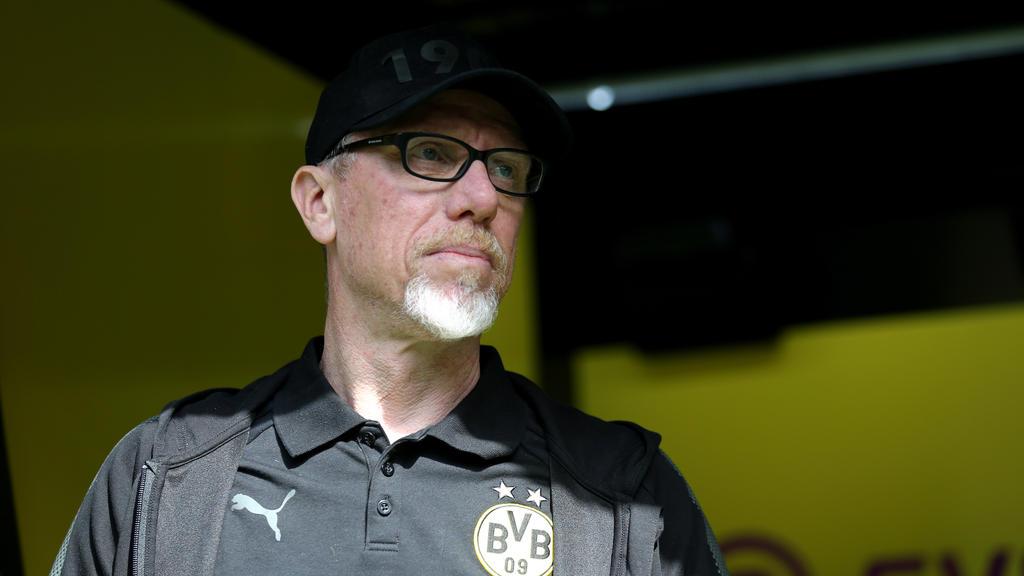 Hält große Stücke auf Wolfsburg neuen Coach Oliver Glasner: Ex-Bundesliga-Coach Peter Stöger