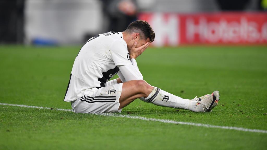 Juventus-Star Cristiano Ronaldo verpasste gegen Ajax den Einzug ins Halbfinale der Champions League
