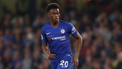 Callum Hudson-Odoi steht vor einer Verlängerung beim FC Chelsea
