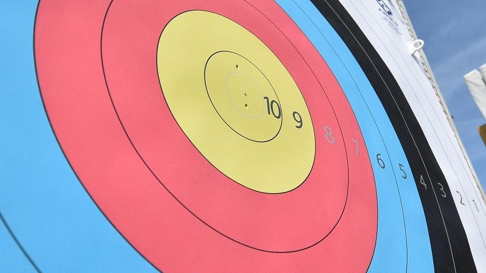 Michelle Kroppen verpasst Bronze bei der Bogenschieß-WM