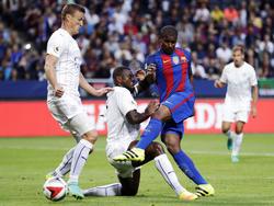 Marlon se marcha a seguir progresando a la liga francesa. (Foto: Getty)