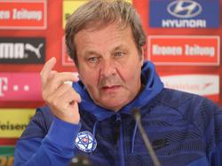 Slowakei-Teamchef Ján Kozák wird seine Kaderspieler einem test unterziehen