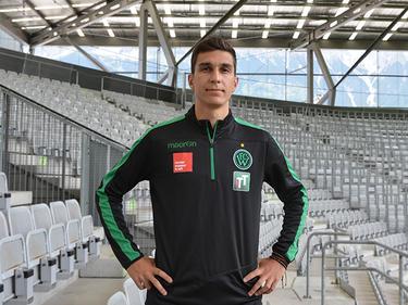 Stefan Pribanovic soll die Defensive verstärken
