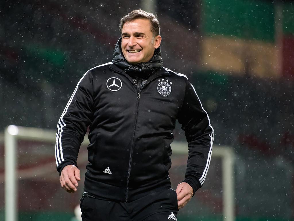 Stefan Kuntz will die kommenden Spiele mit voller Konzentration angehen