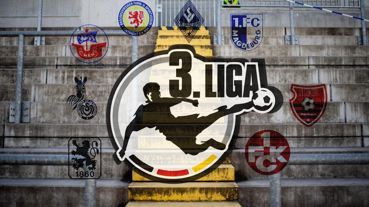 Die 3. Liga hat in der Saison 2019/2020