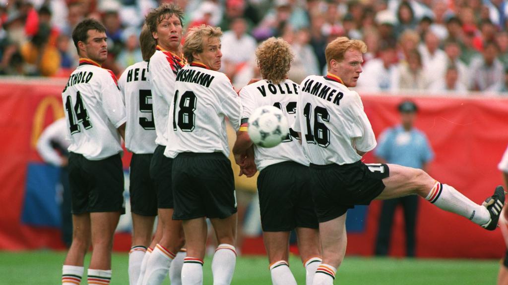 Die DFB-Stars spielten Rumpelfußball