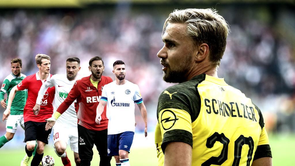 Die Dauerbrenner von FC Bayern, BVB, FC Schalke 04 und Co.