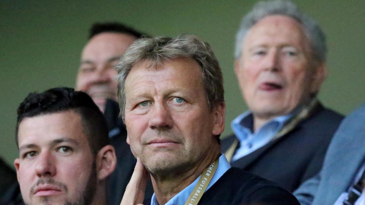 Guido Buchwald würde gern VfB-Präsident werden