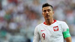 Enttäuschende Länderspielreise: Robert Lewandowski vom FC Bayern
