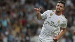 Luka Jovic wartet noch auf seinen ersten Treffer für Real Madrid