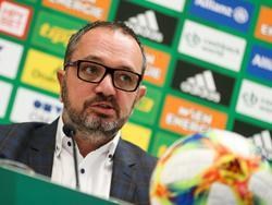 Landthaler wird Bundesliga-Vorstand