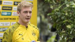 Glaubt noch an den Titel mit dem BVB:Julian Brandt