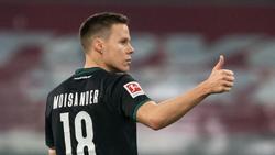 Glaubt an den Verbleib von Bremen in der Bundesliga: Werder-Kapitän Niklas Moisander