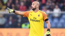 Wechselt von Italien nach England zu Aston Villa: José Manuel Reina
