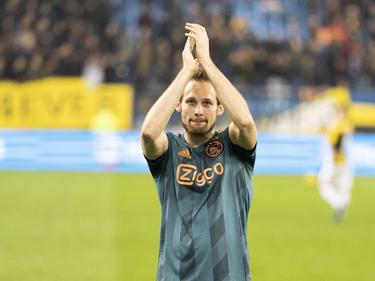 Daley Blind gab ein emotionales Comeback