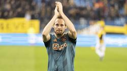 Daley Blind gab gegen Vitesse Arnheim sein Comeback