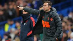 Frank Lampard und sein Team waren chancenlos gegen den FC Bayern