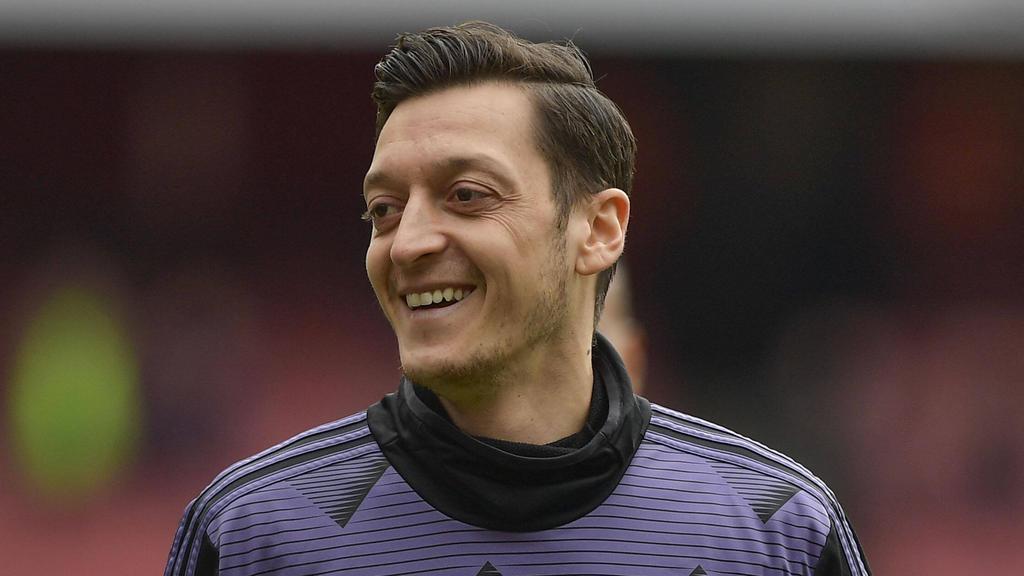 Mesut Özil ist Vater geworden