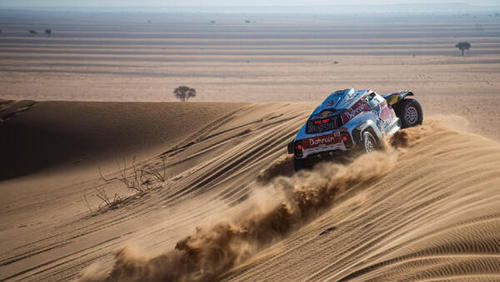 Die Rallye Dakar findet auch 2021 ausschließlich in Saudi-Arabien statt