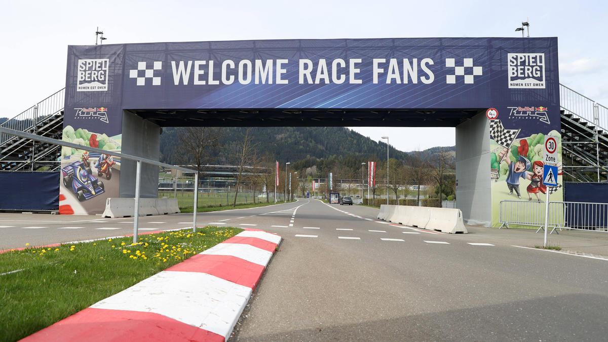 Die Formel 1 soll Anfang Juli in Österreich zurückkehren