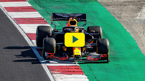 Highlights vom Qualifying