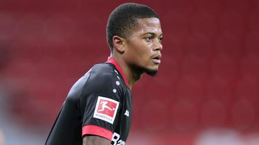 Leon Bailey überzeugte beim Sieg von Bayer Leverkusen