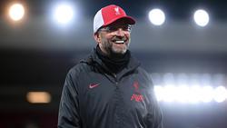 Jürgen Klopp arbeitet beim FC Liverpool
