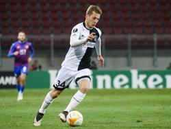Für Marc Andre Schmerböck könnte es in der Steiermark weitergehen