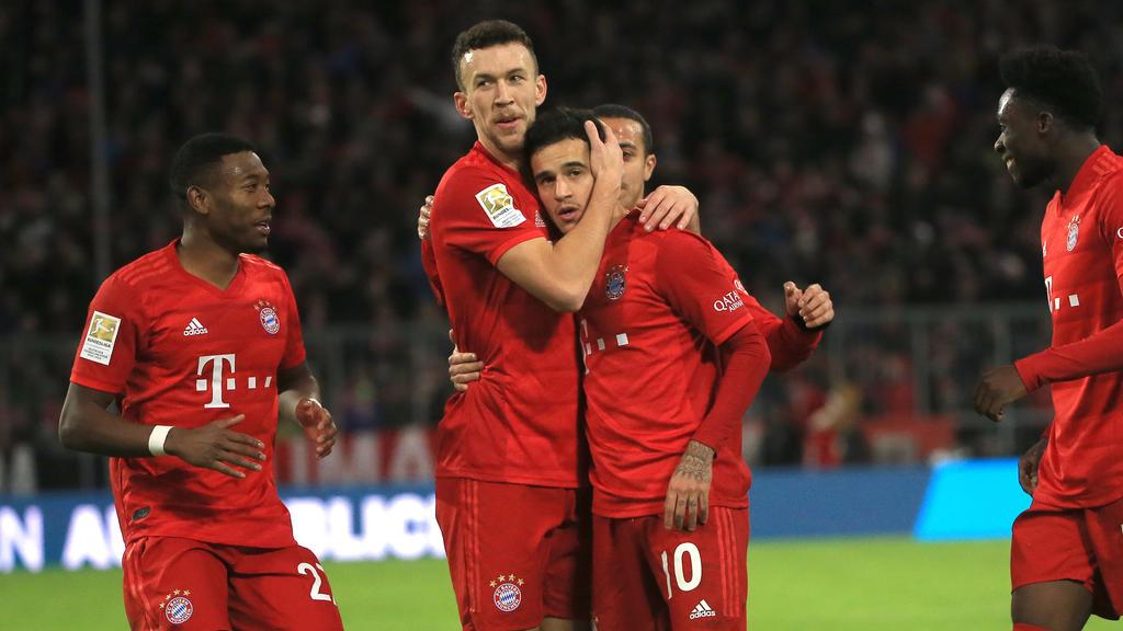Einst beim FC Bayern, jetzt im Visier von Hertha BSC: Ivan Perisic (l.)