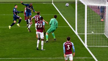 Arsenal erzielte einen Treffer gegen West Ham selbst