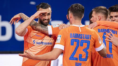Serdar Dursun (l.) wird vom FC Schalke 04 umworben