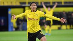 Traf für den BVB in der Champions League gegen Manchester City: Jude Bellingham