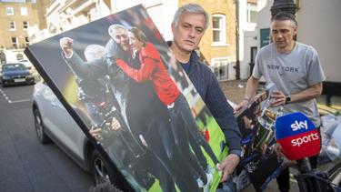 Mourinho hat einen neuen Job