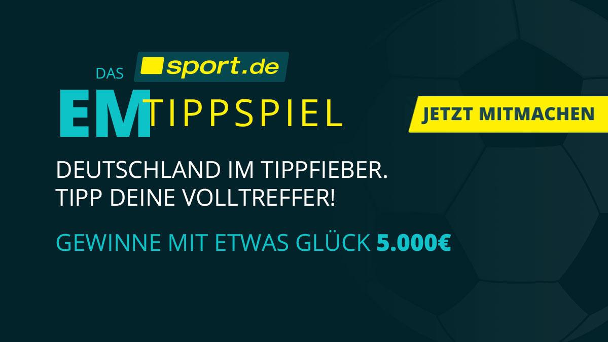 Deutschland im Tippfieber - Tipp deinen Volltreffer bei der Europameisterschaft!