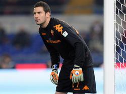 Júlio Sérgio spielte seit 2006 für Rom