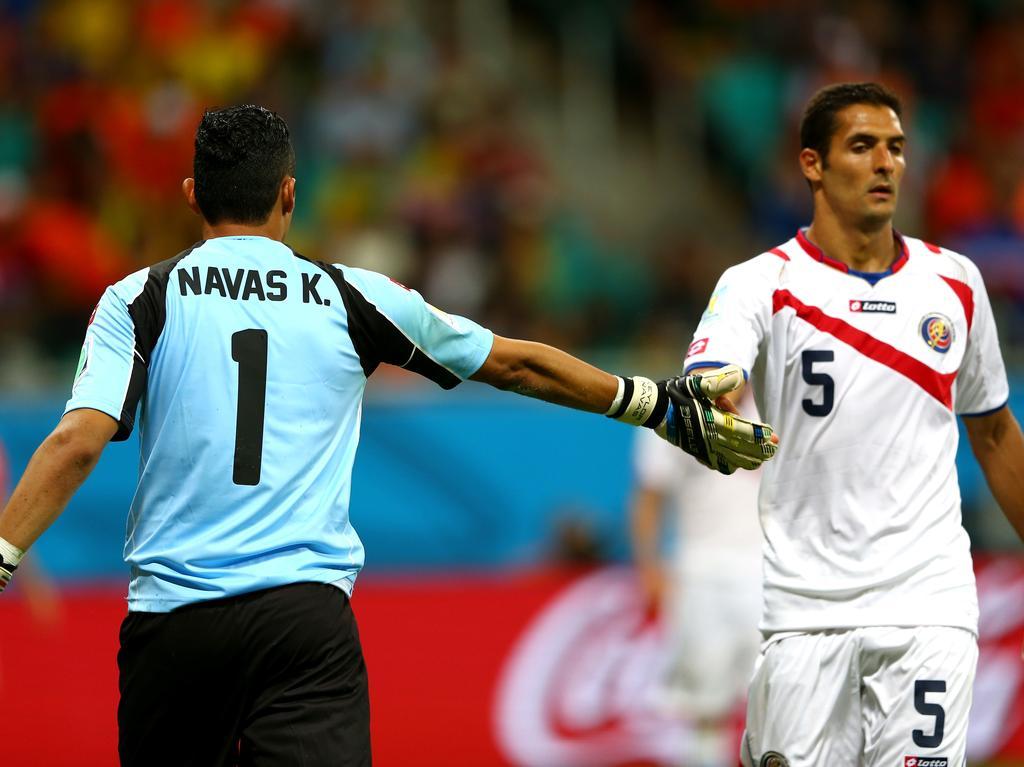 Keylor Navas es el líder indiscutible de Costa Rica. (Foto: Getty)