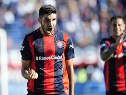 En Avellaneda, San Lorenzo se impuso a Independiente. (Foto: Imago)