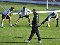 Pepe Mel is back in Sevilla!