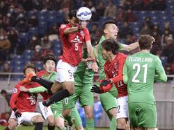 Makino trifft gegen Beijing Guoan