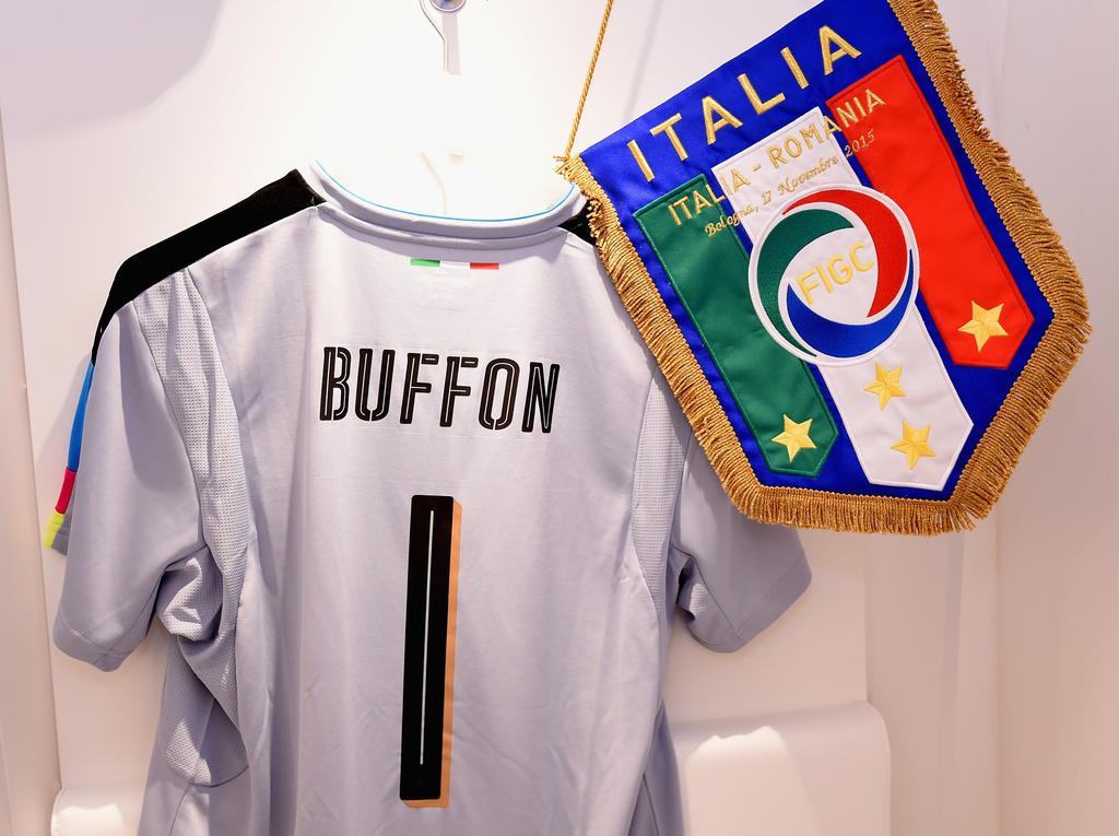 Gianluigi Buffon Trikot